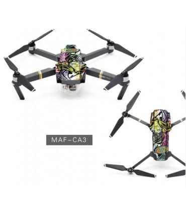 Skin pentru drona DJI Mavic Pro - diferite modele