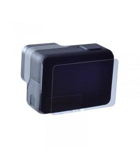 Accesorii Folie de sticla pentru obiectiv si ecran LCD compatibila Gopro 5, 6 si 7 Black, Silver, White Xtrems Xtrems.ro