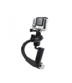 Stabilizatoare-Gimbal Stabilizator cu contragreutati Compatibil Camera Sport Gopro Xiaomi Sjcam Xtrems Xtrems.ro