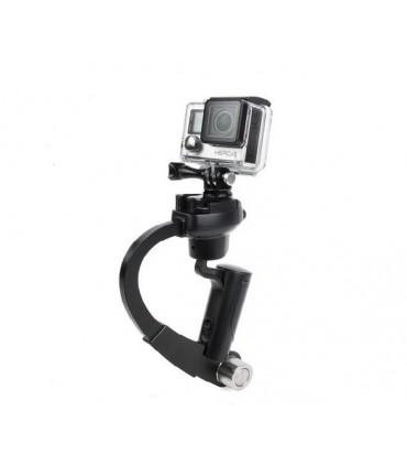 Stabilizator cu contragreutati Compatibil Camera Sport Gopro Xiaomi Sjcam