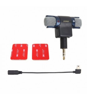 Accesorii camere video Microfon stereo mini Usb pentru toate camerele Sport Xtrems Xtrems.ro