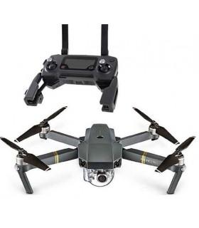 DJI DJI Mavic Pro - Drona Portabilă cu Gimbal 3D şi cameră 4K, 12MPx Dji Xtrems.ro