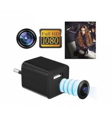 Incarcator telefon cu camera spion Full HD 1080P