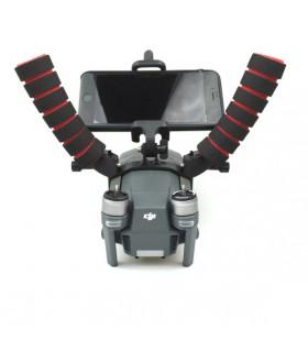 Grip stabilizator cu suport telefon Mavic Pro si Platinum