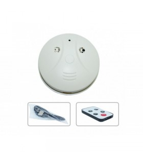 Spy & Gadget Detector de fum cu camera ascunsa, Senzor de mişcare Xtrems.ro