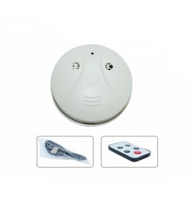 Detector de fum cu camera ascunsa, Senzor de mişcare