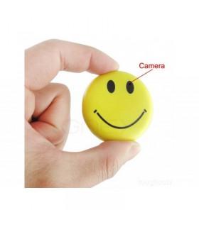 Spy & Gadget Ecuson smiley face cu camera ascunsa, MP3 Player Xtrems.ro