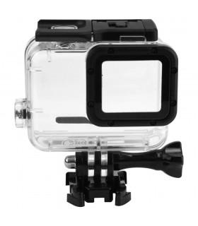Carcasa subacvatica transparenta compatibila GoPro Hero 5, 6, 7 Black