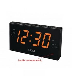 Mai mult despre Ceas de birou cu microcamera spion Wireless + DVR