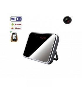 Ceas de birou cu microcamera ascunsa Senzor Mişcare, 32Gb, 1080p