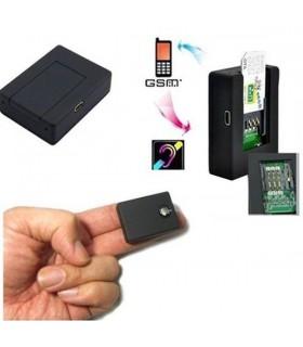 Microfon spion cu activare vocala si functie GSM