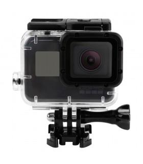Carcase/Protectii Carcasa subacvatica transparenta compatibila GoPro Hero 5, 6, 7 Black Xtrems Xtrems.ro