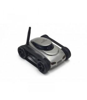 Mini Tank cu antena wi-fi si camera incorporata