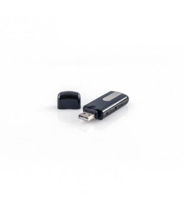 Cameră ascunsă în Memory Stick USB, cu senzor de miscare
