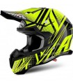 Casti Casca Airoh TERMINATOR 2.1 S CLEFT YELLOW GLOSS Airoh Xtrems.ro