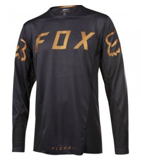 Tricouri TRICOU FOX FLEXAIR Moth LE JERSEY COPPER Fox Xtrems.ro