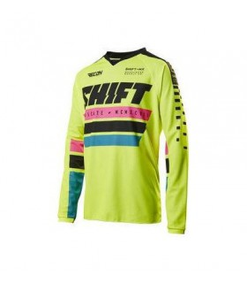 Tricouri TRICOU SHIFT MX-JERSEY RECON PHOENIX JERSEY FLORIDA Shift Xtrems.ro