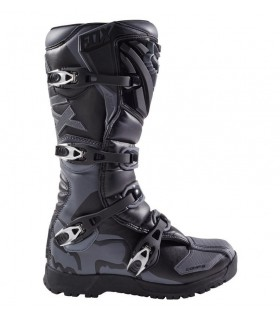 Cizme Cizme moto MX-BOOT COMP 5 OFFROAD BOOT BLACK/GREY Fox Xtrems.ro