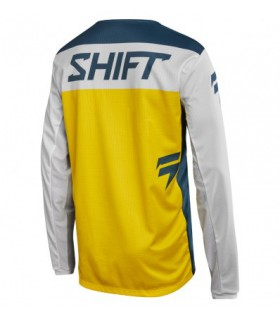 Tricouri TRICOU SHIFT WHIT3 LABEL GP LE JERSEY Shift Xtrems.ro