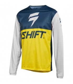 TRICOU SHIFT WHIT3 LABEL GP LE JERSEY