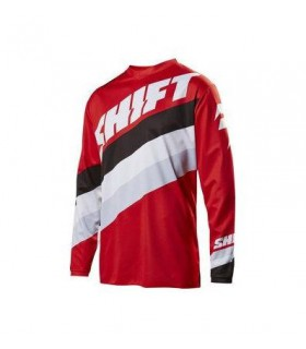 TRICOU MX-JERSEY WHIT3 TARMAC JERSEY RED