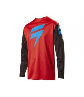 TRICOU MX-JERSEY WHIT3 NINETY SEVEN JERSEY RED