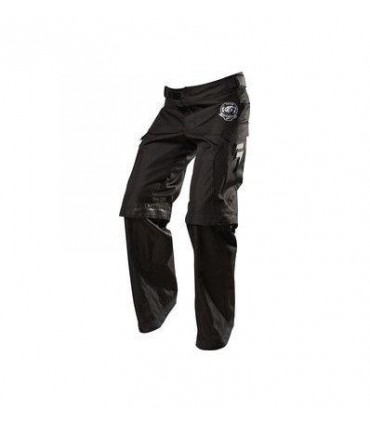 PANTALONI SHIFT MX-PANT RECON LOGO NEGRU