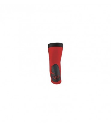 Sosete MTB-GUARDS KNEE WARMER RED