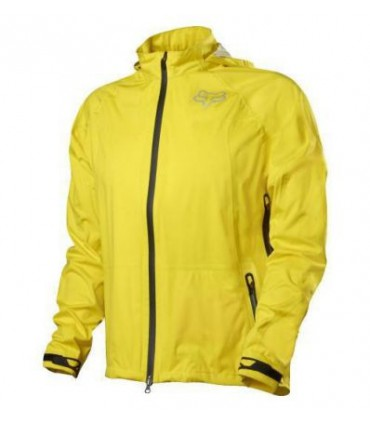 GEACA FOX M-JACKET DOWNPOUR GALBEN