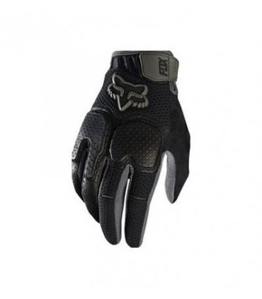 MANUSI FOX MX-GLOVE UNABOMBER GLOVE [BLACK/GREY]