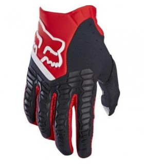 MANUSI FOX MX-GLOVE PAWTECTOR GLOVE [RD]
