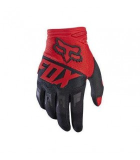 MANUSI FOX MX-GLOVE DIRTPAW RACE GLOVE [RD]