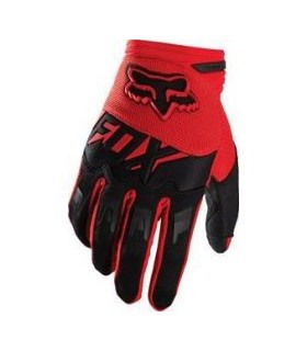 MANUSI FOX MX-GLOVE DIRTPAW RACE GLOVE ROSU