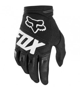 MANUSI FOX DIRTPAW RACE GLOVE [BLK]