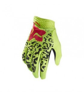 MANUSI FOX MX-GLOVE DEMO AIR GLOVE FLO GALBEN