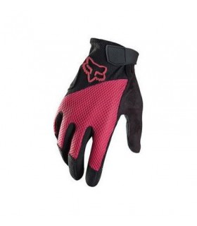 MANUSI FOX MTB-GLOVE WOMENS REFLEX GEL GLOVE ROZ