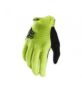 MANUSI FOX MX-GLOVE ATTACK GLOVE FLORIDA GALBEN