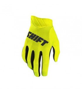 MANUSI SHIFT MX-GLOVE 3LACK AIR GLOVE FLORIDA GALBEN