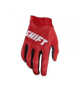 MANUSI SHIFT MX-GLOVE 3LACK AIR GLOVE ROSU