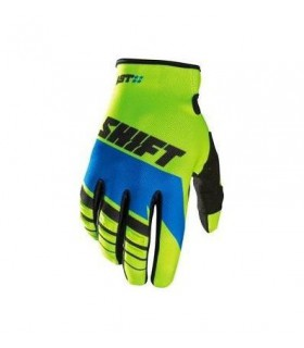 MANUSI SHIFT MX-GLOVE ASSAULT GLOVE GALBEN/ALBASTRU