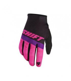 MANUSI SHIFT MX-GLOVE WHIT3 AIR GLOVE NEGRU/ROZ