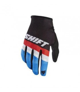 MANUSI SHIFT MX-GLOVE WHIT3 AIR GLOVE NEGRU