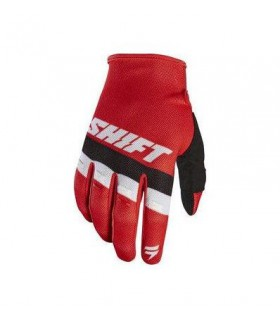 MANUSI SHIFT MX-GLOVE WHIT3 AIR GLOVE ROSU