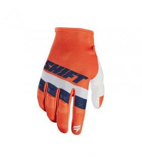 MANUSI SHIFT MX-GLOVE WHIT3 AIR GLOVE PORTOCALIU