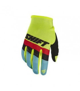 MANUSI SHIFT MX-GLOVE WHIT3 AIR GLOVE FLORIDA GALBEN