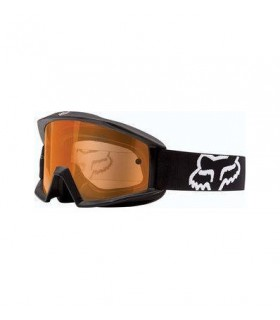 Ochelari Ochelari MX-GOGGLE MAIN ENDURO MATTE BLACK/ORANGE DUAL Fox Xtrems.ro