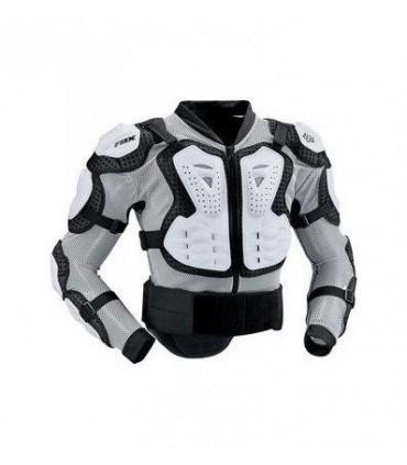 Protectie Fox MX-GUARDS TITAN SPORT WHITE