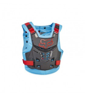 Protectii PROTECTIE FOX MX-GUARD PROFRAME LC, CE BLUE/RED Fox Xtrems.ro