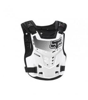 Protectii PROTECTIE FOX MX-GUARDS PROFRAME LC CE WHITE Fox Xtrems.ro