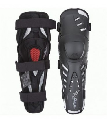 PROTECTIE FOX MX-GUARDS TITAN PRO KNEE/SHIN GUARD BLACK